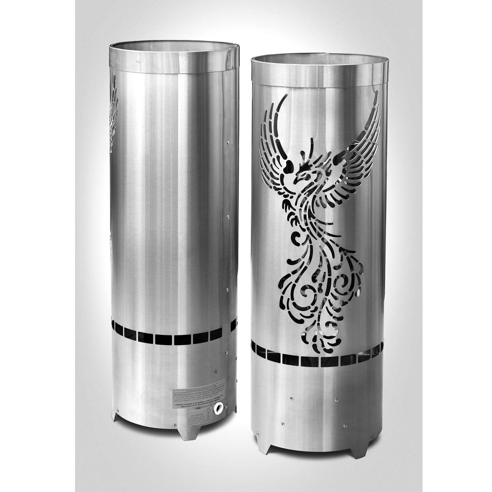 Электрокаменка ЭКМ 1-6 «Жар-Птица» LUX